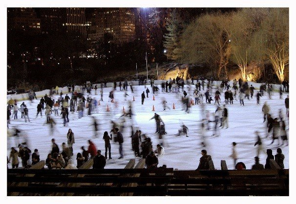 Wollman Ring, Central Park, N.Y