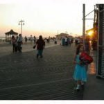 Brighton Beach Boardwalk, Brooklyn, N.Y.C.