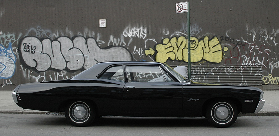 1967 Chevy Biscayne 307, Brooklyn N.Y.C. II